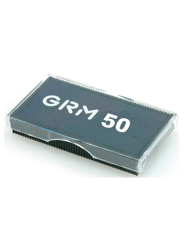 GRM 50 сменая подушка 69х30 мм, (красная).