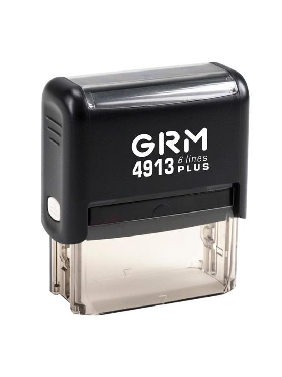 GRM 4913  PLUS (40 plus)  Оснастка для штампа 59х23мм 6 строк