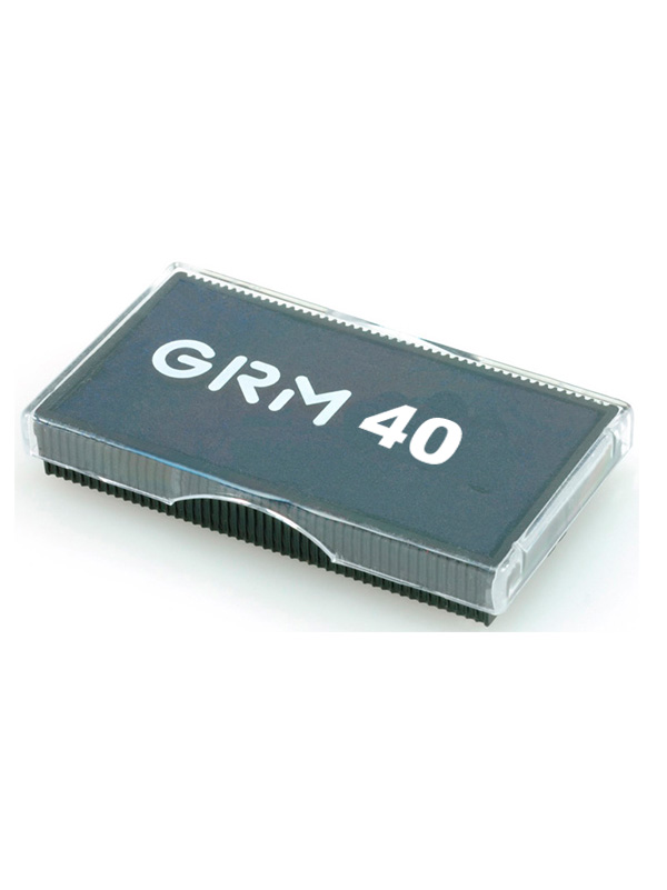GRM 40 сменая подушка 23х59 мм. для GRM 40, Colop Pr40 (красная).