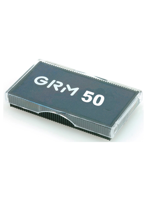 GRM 50 сменая подушка 69х30 мм, (синяя).