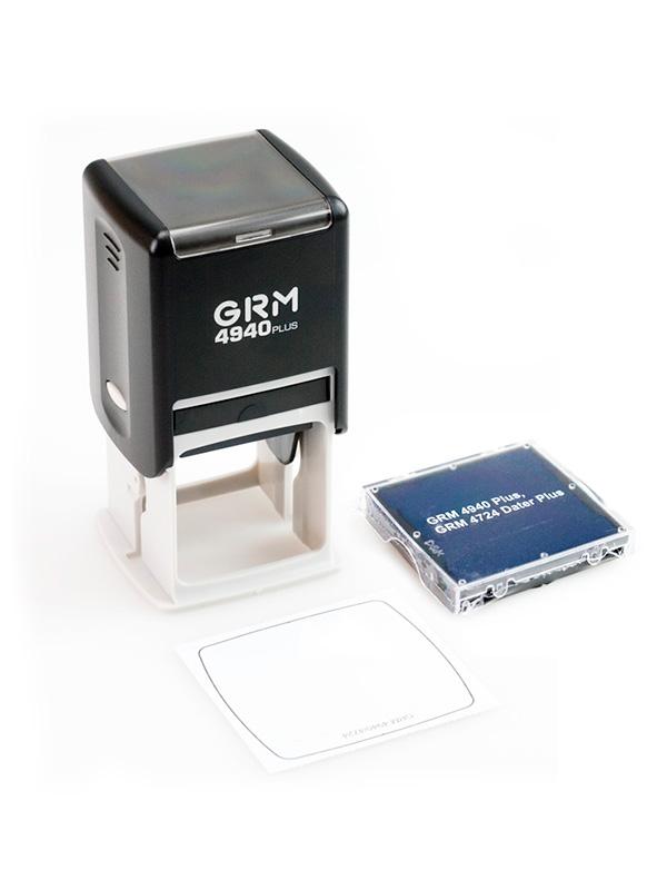 GRM 4940  PLUS оснастка для печатей и штампов 42х42 мм