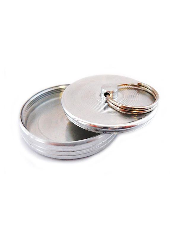 К  «Брелок» d25 мм. Металлическая оснастка для круглой печати.