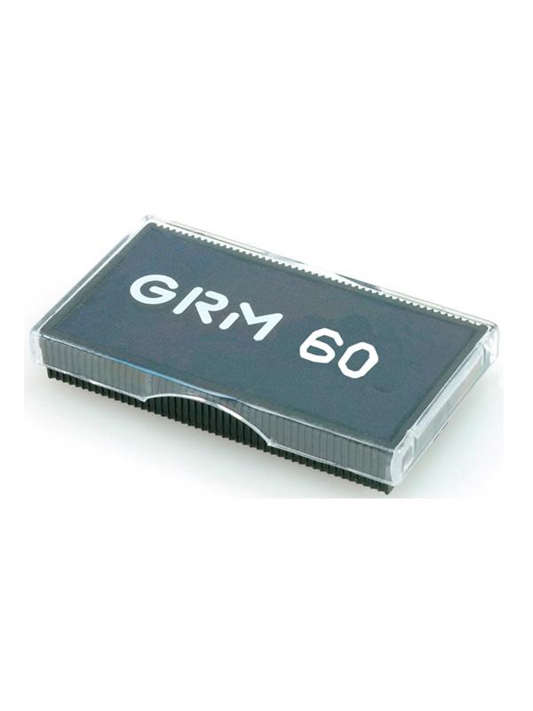 GRM 60 сменная подушка 77х39 мм, (красная).