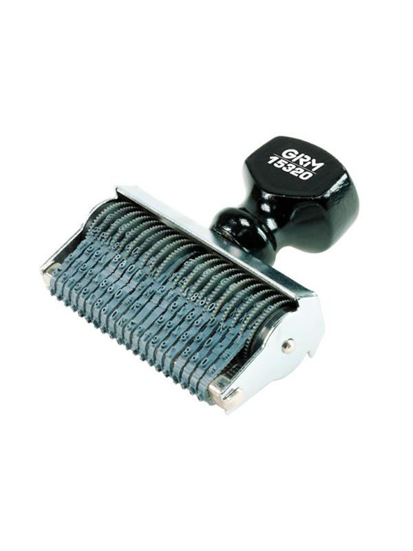 GRM 15320 нумератор Bands 20 разрядов, ленточный, 3мм