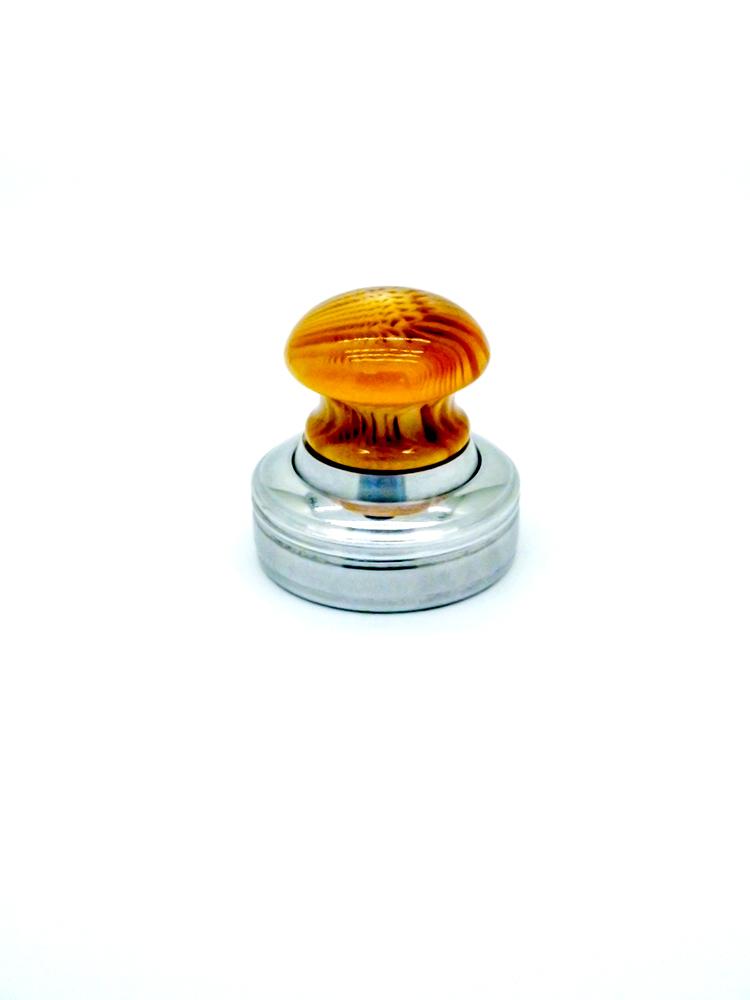 К  «Сабина-кнопка» d42 мм. Металлическая оснастка для круглой печати.
