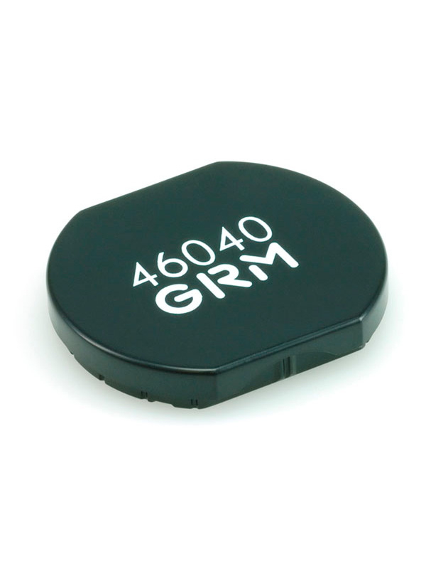 GRM 46040 универсальная сменная подушка для GRM Hummer R40, Trodat 46040, Colop R40 (фиолетовая).