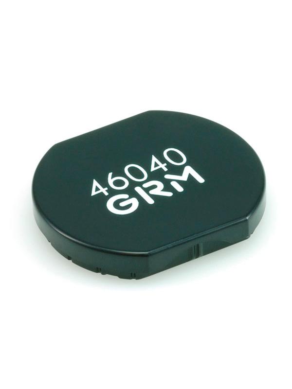 GRM 46040 универсальная сменная подушка для GRM Hummer R40, Trodat 46040, Colop R40 (красная).