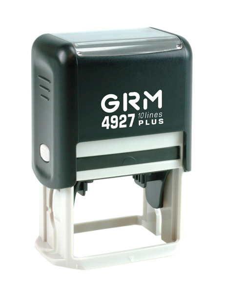 GRM 4927 plus (55 plus) оснастка для штампа 40х60мм 10 строк
