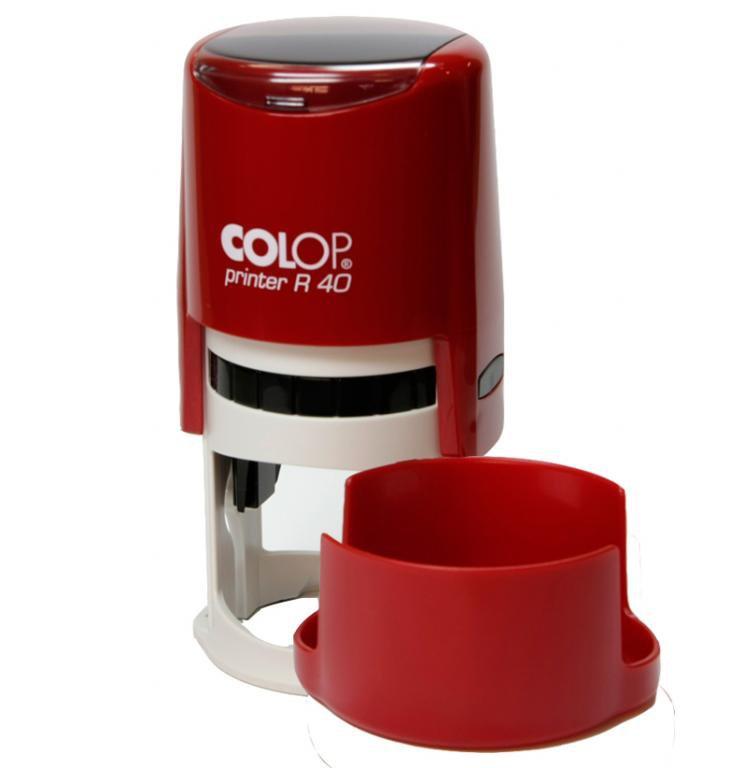 Colop Cover Printer R40 Chily оснастка для печати с защитной крышкой (чили) (АКЦИЯ)