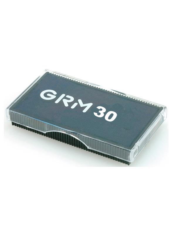 GRM 30 сменная подушка 47х18 мм (синяя).