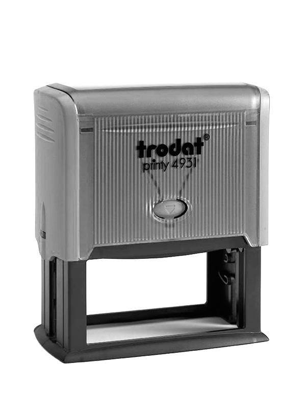 Trodat 4931 Printy Автоматическая оснастка для штампа 70х30мм