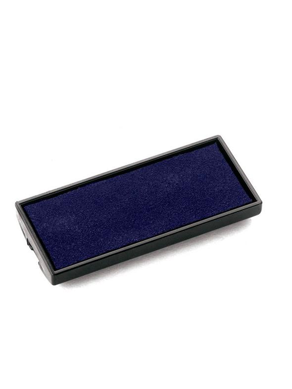 E/Pocket stamp 30 синяя сменная штемпельная подушка для Pocket stamp 30 (18×47 мм.)