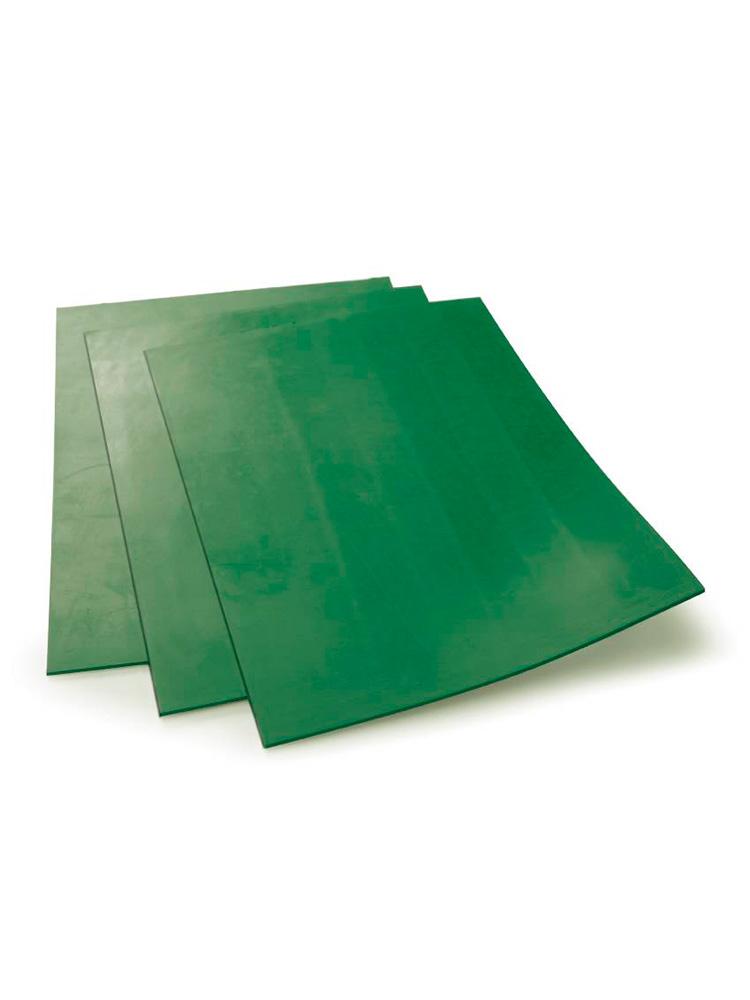 Trodat Eco Green Экологичная Резина для лазерной гравировки,формат А4, толщина 2,3 мм, (зеленая)