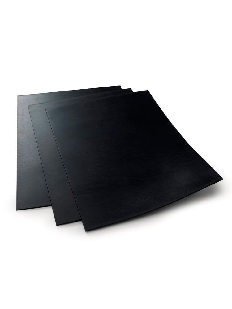 Trodat Olio резина для лазерной гравировки маслостойкая, формат А4, толщина 2,3 мм, (черная)