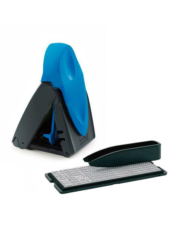 Trodat 9440 Mobile Printy самонаборный карманный штамп 40х40 мм, 4 строки, 1 касса (синий)