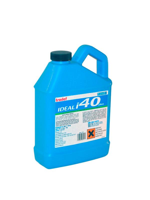 Trodat  Ideal i40 жидкий фотополимер (2кг).