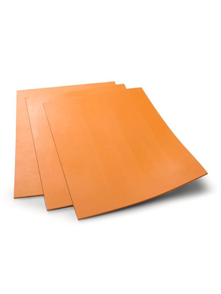 Trodat Tempo резина для лазерной гравировки оранжевая, формат А4, толщина 2,3мм