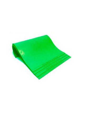 Shiny GreenLine Резина  А4+ 2,3 мм (Зеленая, 310х220 мм.)