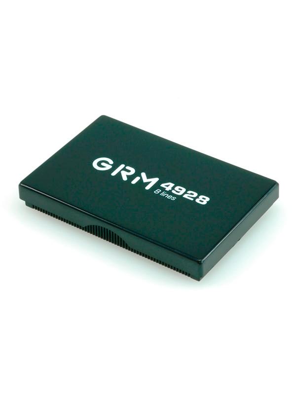 GRM 4928, сменная подушка для штампа 60х33 мм (синяя).