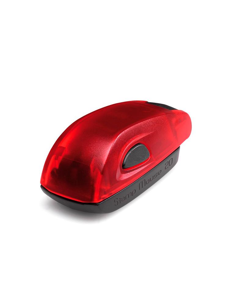 Colop Stamp mouse 20 ruby (рубин) оснастка для штампа 14х38 мм