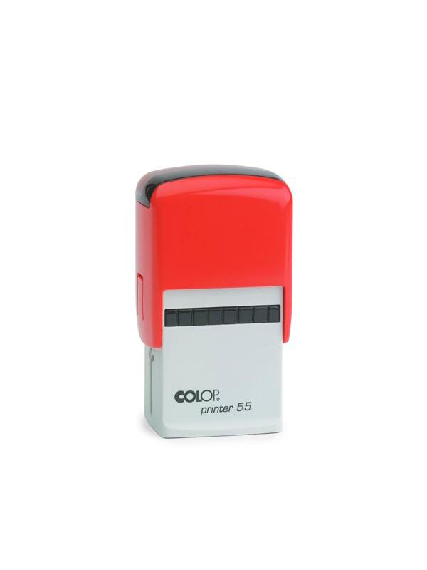 Colop Printer 55 автоматическая оснастка для штампа 40х60 мм. (красная).