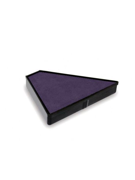 Colop E/Т45 треугольная фиолетовая сменная штемпельная подушка для Colop Printer 45