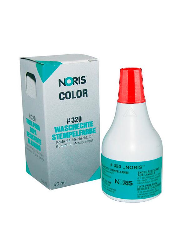 Colop 320 Ск Краска для хлопковых тканей на спиртовой основе 50 мл. (красная)