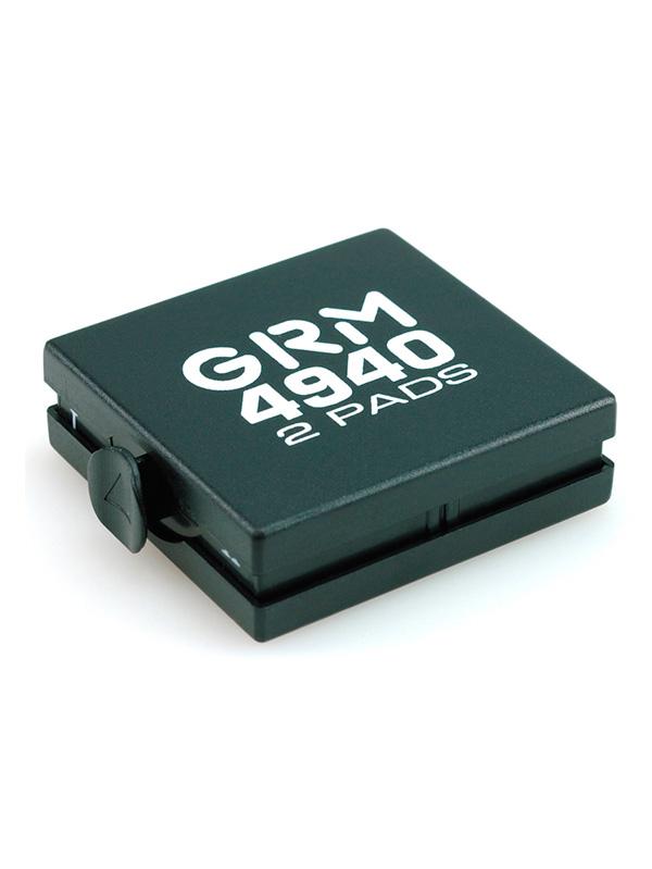 GRM 4940 2 Pads сменная подушка для штампа 40х40 мм (черная)