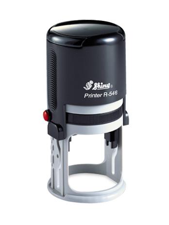 Shiny R-546 оснастка для печати d 46 мм (черный)