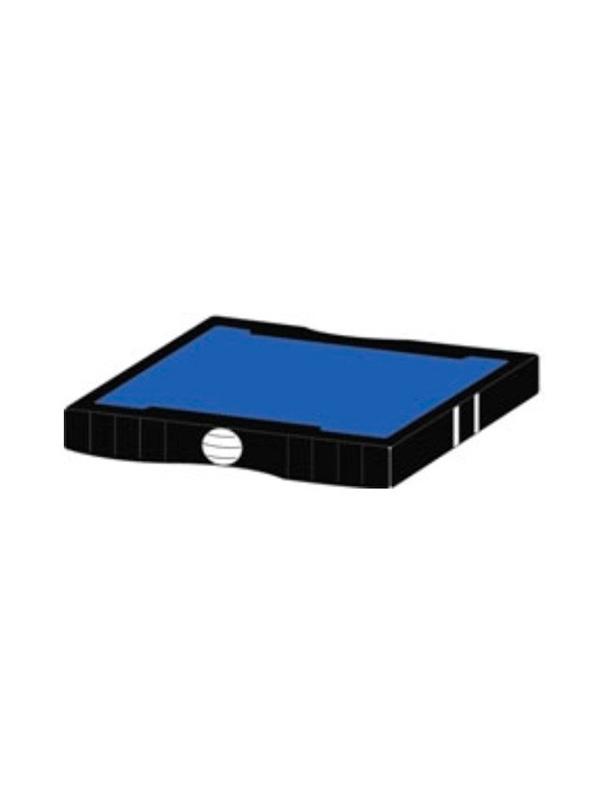 Shiny 907-7 ПОДУШКА сменнная штемпельная подушка для датеров H-6007,6107,6127, Е-907,917,927,927D (синяя)