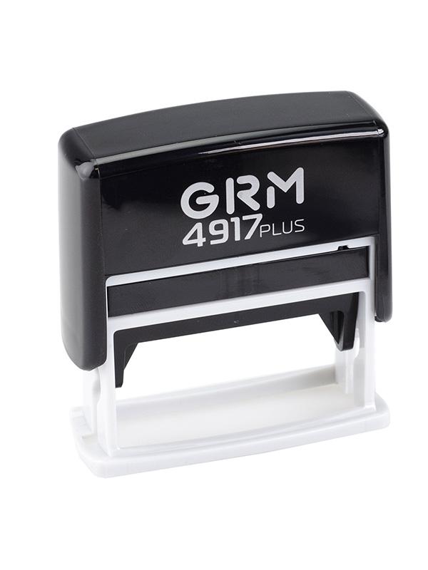 GRM 4917 Plus 2 lines оснастка для штампа 50х10мм 2 строки
