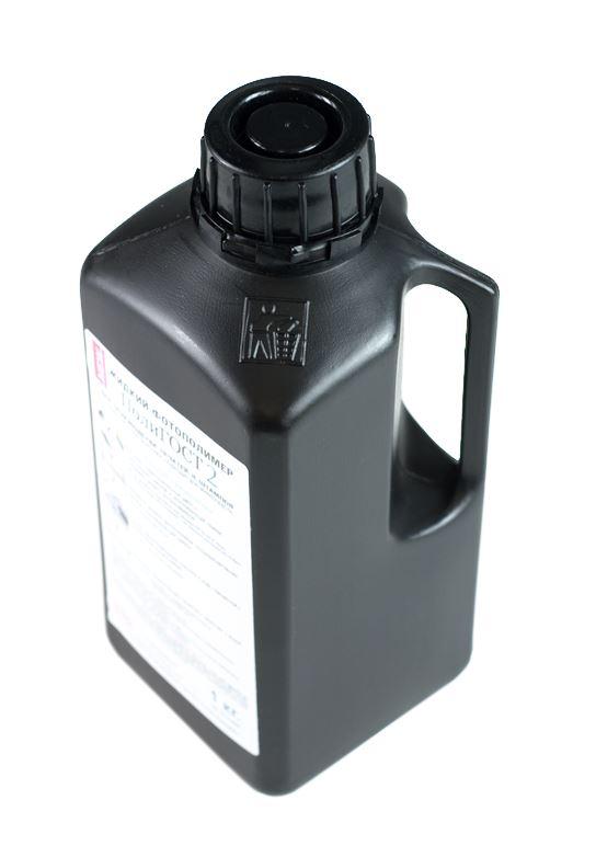 GRM EXELL CS-55 1 кг. Жидкий фотополимер «ПолиГОСТ2».
