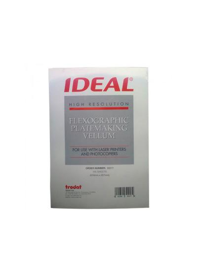 Trodat Ideal Vellum А4 (100 листов). Калька для выведения макета на печать.