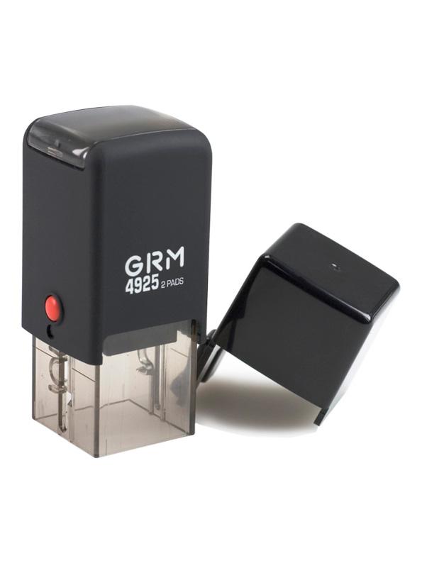 GRM 4925 Q plus 7 lines оснастка для печатей и штампов 27х27мм 7 строк