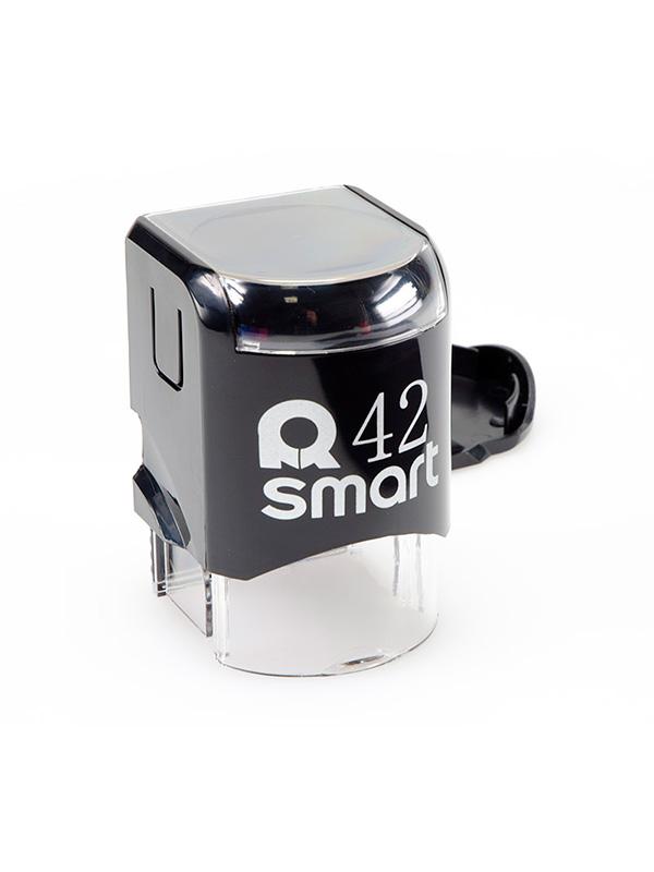 GRM R42 Smart, оснастка для круглой печати D 42 мм, (черный).