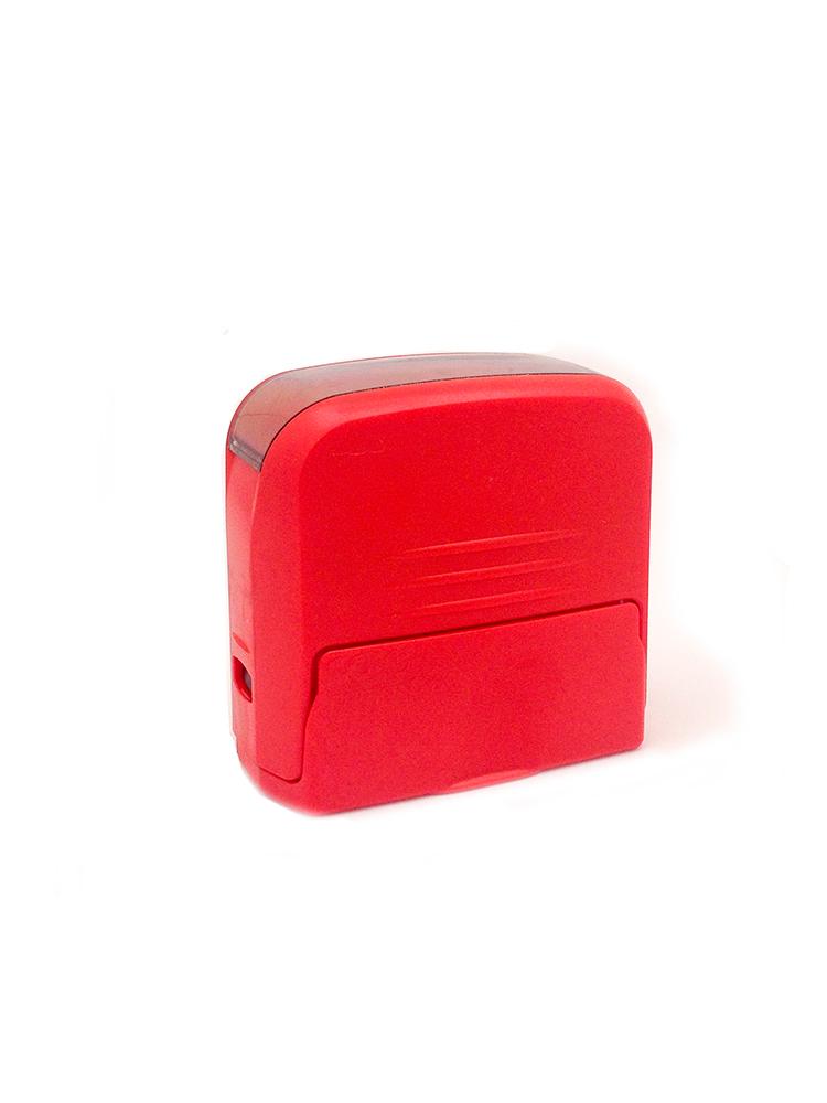 Colop Cover Printer C30 оснастка для штампа 18х47 мм. (красная/ с крышкой)