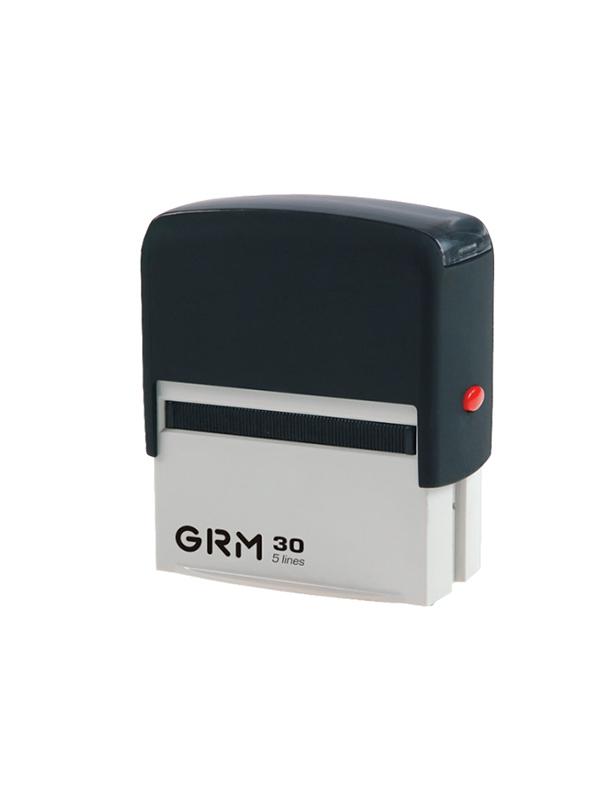 GRM 30 оснастка для штампа 47х18мм