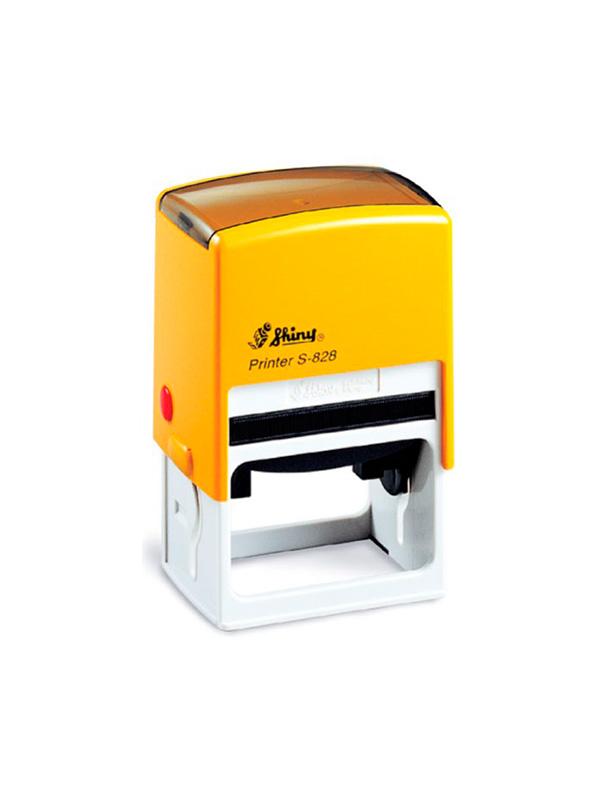 Shiny Printer S-828D Датер с полем для текста (56х33 мм)