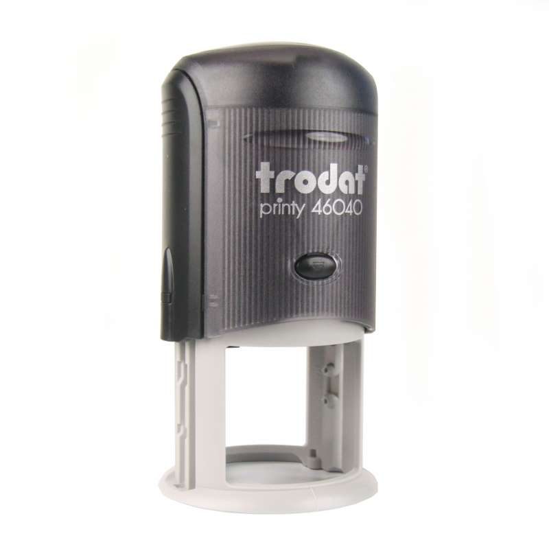 Trodat 46040/R1 Самонаборная однокруговая печать d40
