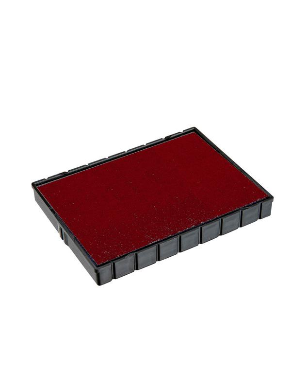 Colop E/55 красная сменная штемпельная подушка для Printer 55, Printer 55 Dater (40х60 мм.)