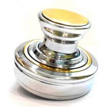К    «Ника-кнопка» d30 мм. Металлическая оснастка для круглой печати.