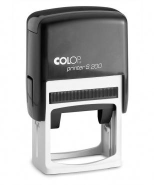 Colop Printer 200 пластмассовая оснастка для штампа 45х24 мм.