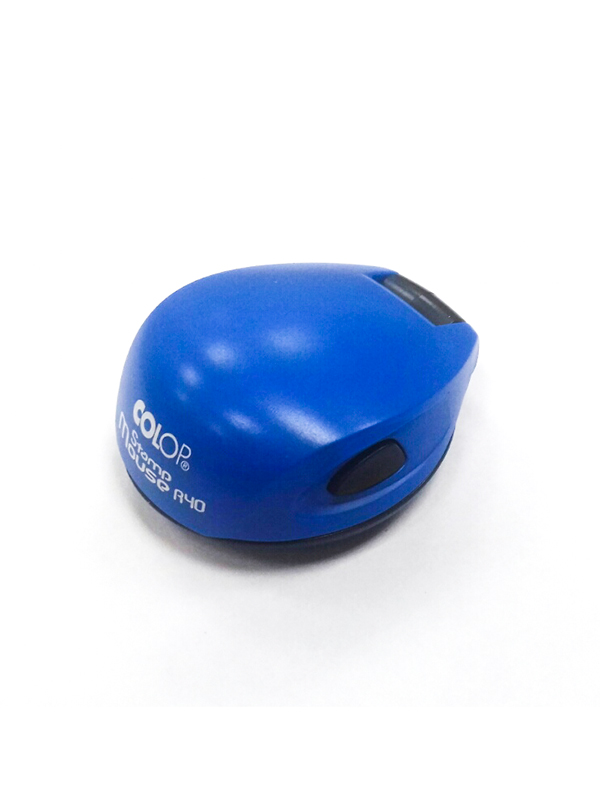 Colop Stamp mouse R40 cary (карри) оснастка для печати d 40 мм (АКЦИЯ)