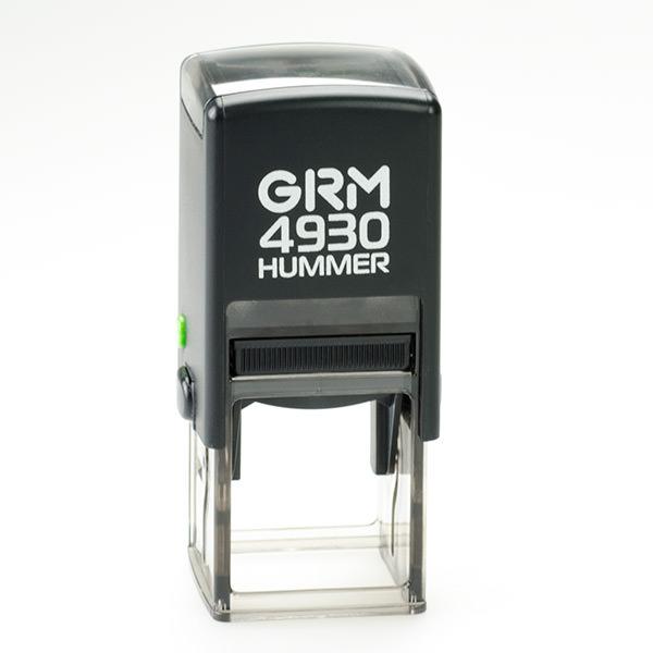 GRM 4930 Hummer Оснастка для печатей и штампов 31х31мм
