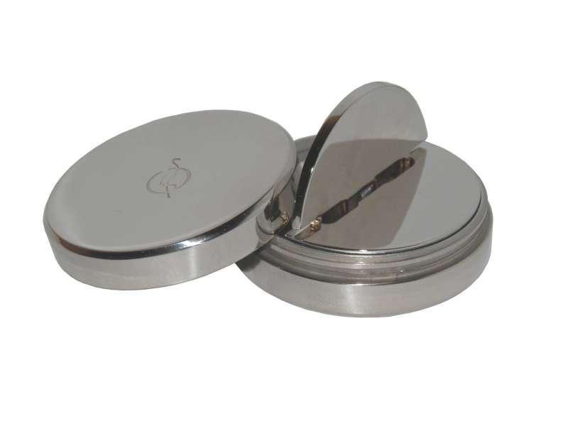 OL-21 040 ТD Оснастка круглая металлическая d 40 мм «ТЕХНО/ДИСКО» (с 2-подушками).