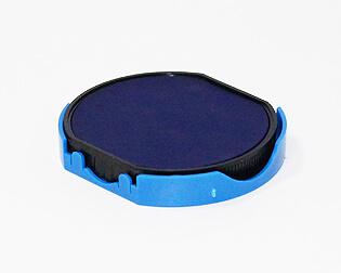 Shiny S-524-7 сменнная штемпельная подушка для оснастки S-524 (синяя)