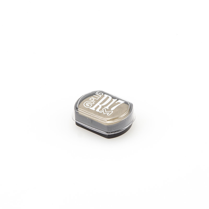 GRM R17 PLUS сменная подушка для печати d 17 мм (неокрашенная)