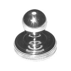 Оснастка металлическая «Шар» д.40мм с круглой головой (без подушки) В