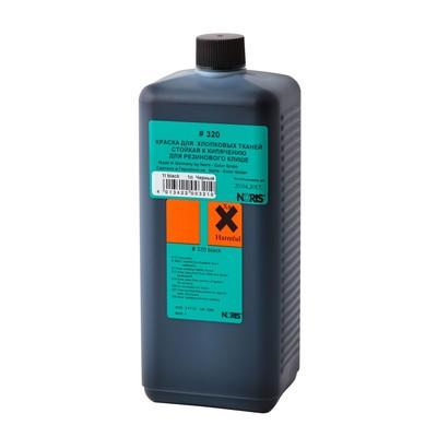 Colop 320E Краска для хлопковых тканей на спиртовой основе 1л. (красная)
