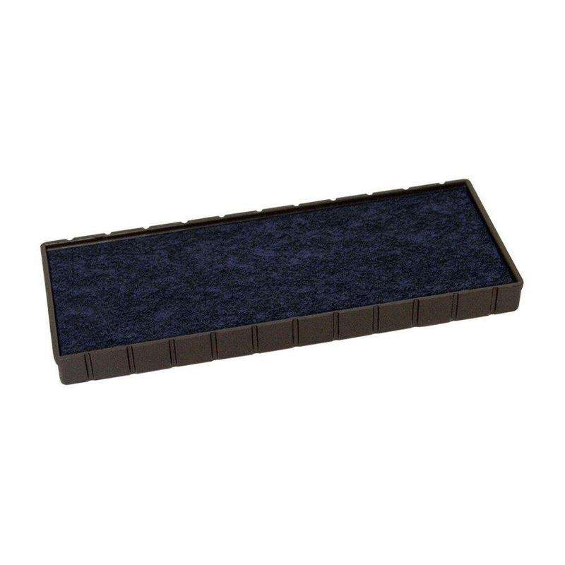 Colop E/25 синяя сменная штемпельная подушка  для Printer 25 (15х75 мм.)